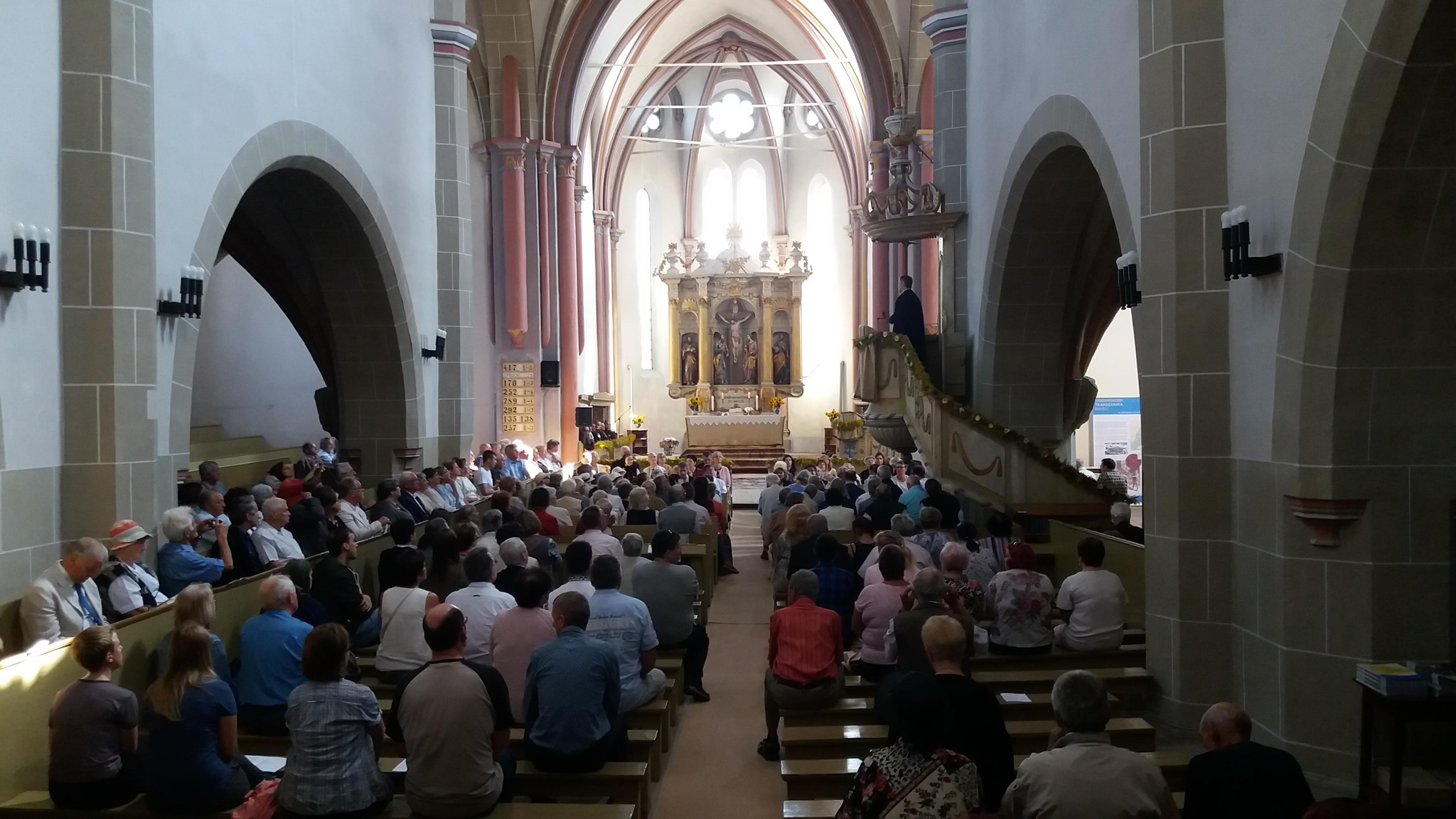 Gottesdienst Bartholomä